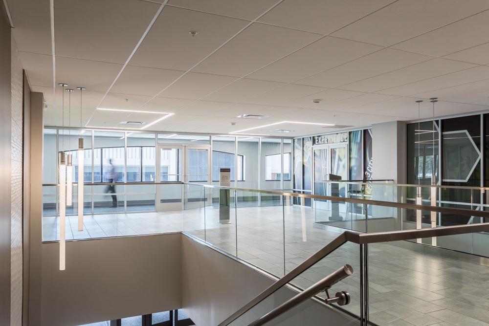 Skyway Lobby at 3 City Center