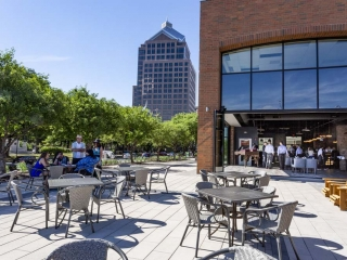 Social Hour or Dining at Native Eatery and Bar at 3 City Center