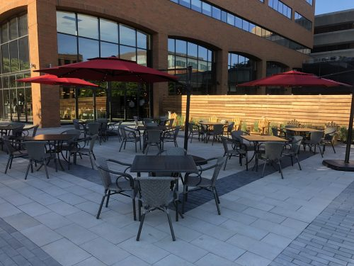 Patio Dining at Native Eatery and Bar