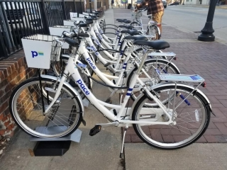 Pace Bike Share at 3 City Center